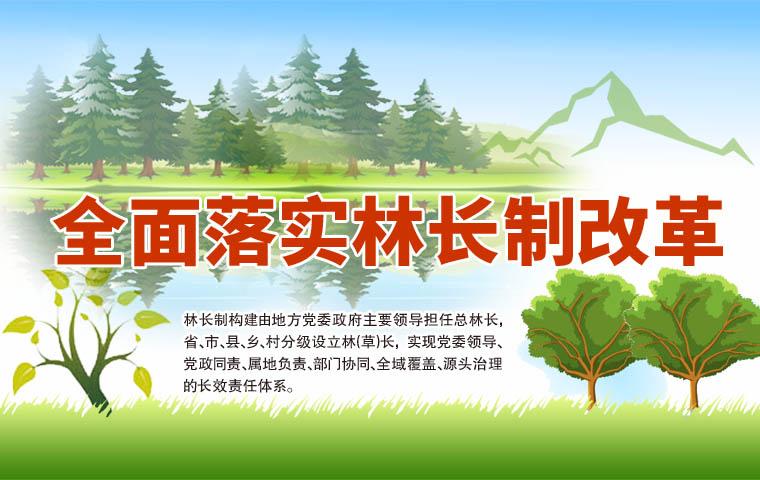 """title='如何以""""林长制""""促进""""林长治""""?——专访国家林草局党组书记、局长关志鸥'"""